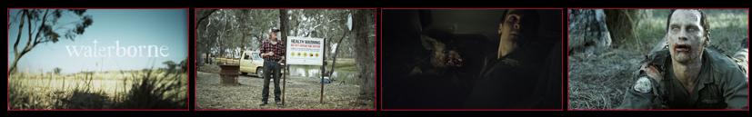 WATERBORNE - Zombie Kangaroo Horror Short