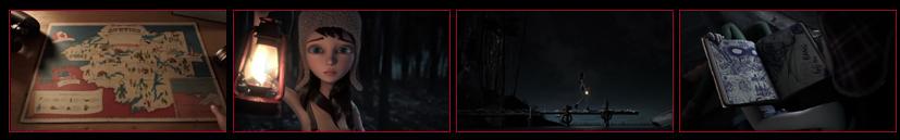 FRANCIS - Animated Horror Short